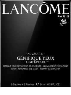 Lancôme Génifique Advanced Yeux Light-Pearl™ Youth Activating Eye Mask