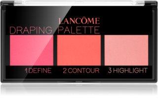 Lancôme Draping Palette Palette mit Kontur-Rouges