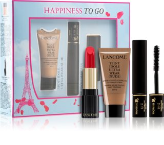 Lancôme Happiness To Go kit da viaggio da donna