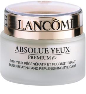 Lancôme Absolue Premium ßx krema za zatezanje kože oko očiju