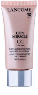 Lancôme City Miracle CC krema SPF 50