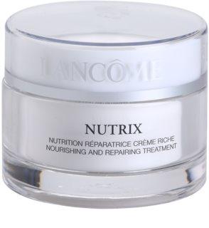 Lancôme Nutrix crema hidratante y regeneradora  para pieles secas