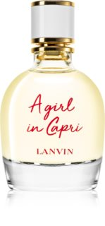 Lanvin A Girl In Capri тоалетна вода за жени