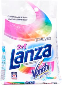 Lanza Vanish Color pesujauhe