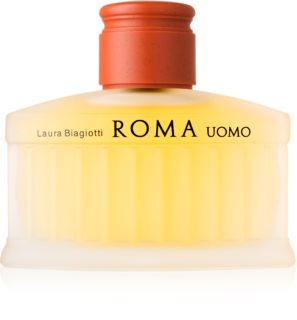 Laura Biagiotti Roma Uomo lotion après-rasage pour homme