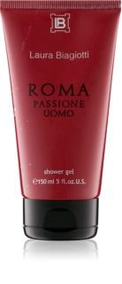 Laura Biagiotti Roma Passione Uomo gel za prhanje za moške