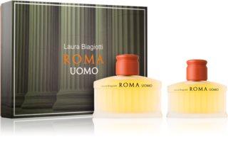 Laura Biagiotti Roma Uomo Geschenkset III. für Herren