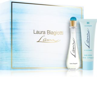 Laura Biagiotti Laura Gift Set II. for Women