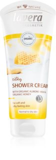 Lavera Organic Almond Milk & Honey Gentle Shower Cream