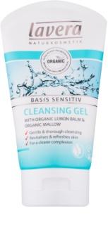 Lavera Basis Sensitiv gel detergente viso