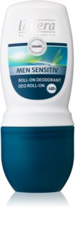 Lavera Men Sensitiv deodorant roll-on revigorant