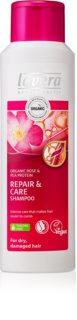 Lavera Repair & Care Nourishing Shampoo for Dry and Damaged Hair