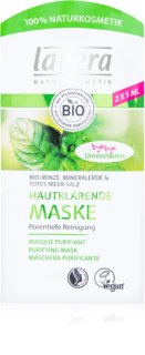 Lavera Bio Mint Deep Cleansing Mask