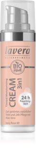 Lavera Tinted Cream cremă hidratantă nuanțatoare 3 in 1