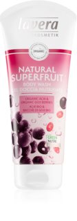Lavera Natural Superfruit gel de dus delicat