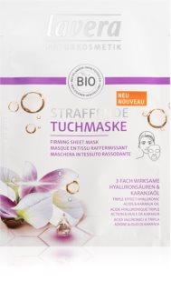 Lavera Sheet Mask masque tissu raffermissant