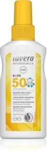 Lavera Sun Sensitiv Kids dječji sprej za sunčanje SPF 50