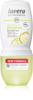 Lavera Natural & Refresh Roll-on Deodorantti 48h