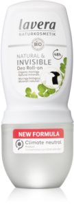 Lavera Natural & Invisible dezodorant roll-on