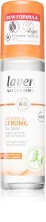 Lavera Natural & Strong Deodoranttisuihke 48h