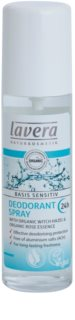 Lavera Basis Sensitiv Deodorant  in Spray