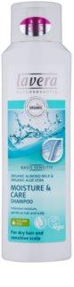 Lavera Basis Sensitiv шампунь для сухого волосся та чутливої шкіри голови