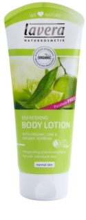 Lavera Body Spa Lime Sensation latte corpo