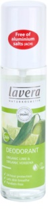 Lavera Body Spa Lime Sensation deodorant ve spreji