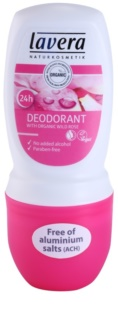 Lavera Body Spa Rose Garden deodorant roll-on