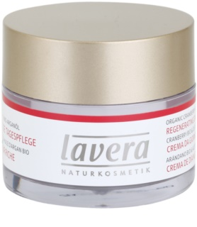 Lavera Faces Bio Cranberry and Argan Oil дневен регенериращ крем  45+
