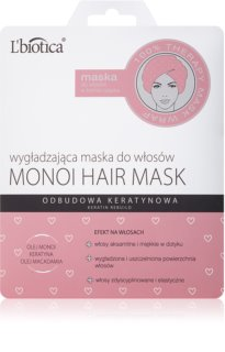L'biotica Hair Mask masque lissant hydratant