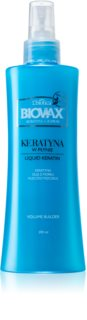 L'biotica Biovax Volume Builder Regenerating Spray Conditioner