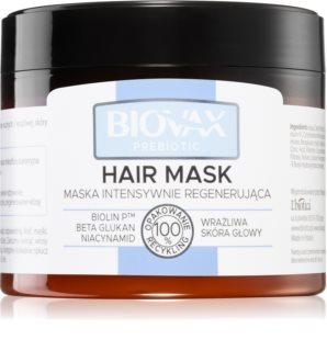 L'biotica Biovax Prebiotic regenerierende Maske für die Haare