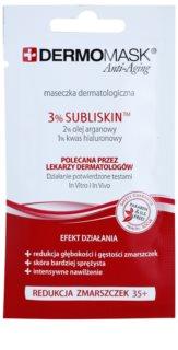 L'biotica DermoMask Anti-Aging masca facială cu efect anti-rid 35+