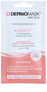 L'biotica DermoMask Anti-Aging maska za obnavljanje gustoće kože 40+