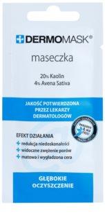 L'biotica DermoMask Reinigingsmasker  voor Huid met Oneffenheden