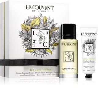 Le Couvent des Minimes Botaniques  Aqua Minimes подарунковий набір унісекс