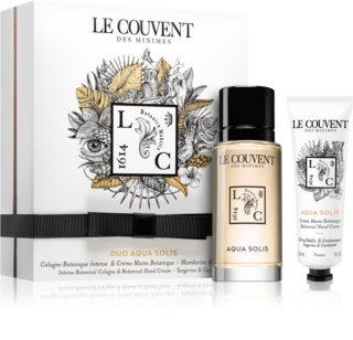 Le Couvent Maison de Parfum Botaniques  Aqua Solis ajándékszett I. unisex