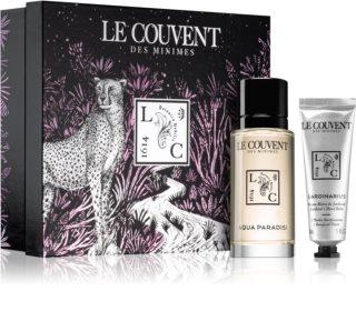 Le Couvent Maison de Parfum Botaniques  Aqua Paradisi poklon set uniseks