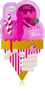 Le Mini Macaron Rose masque hydratant ongles