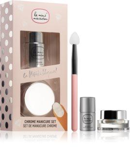 Le Mini Macaron Le Metallique Cosmetica Set  X. (voor Nagels) voor Vrouwen