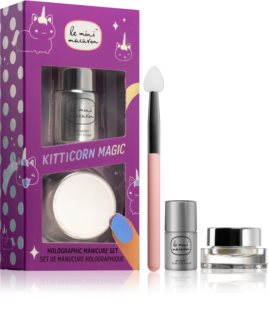 Le Mini Macaron Kitticorn Magic Kosmetik-Set  XI. (für Nägel) für Damen