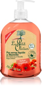 Le Petit Olivier Poppy Perfume tekući sapun