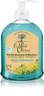 Le Petit Olivier Marine tekuté mýdlo