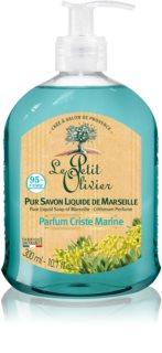 Le Petit Olivier Marine течен сапун