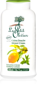 Le Petit Olivier Verbena & Lemon Shower Cream