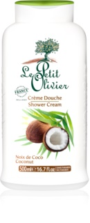 Le Petit Olivier Cocos Shower Cream
