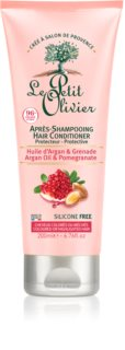 Le Petit Olivier Argan Oil & Pomegranate Conditioner For Colored Hair