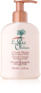 Le Petit Olivier Shea Butter Restoring Cream for Hands