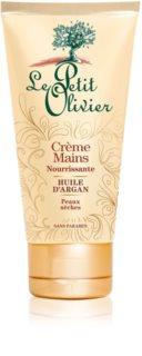 Le Petit Olivier Argan Oil crème hydratante mains